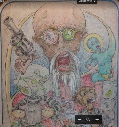 Alien-DNA-JAZZ_JOURNEY-central-scrutinizer-guthrie-drawing